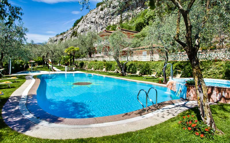 Hotel continental garda nago torbole and 37 handpicked hotels in the area for Hotels in lake garda with swimming pool
