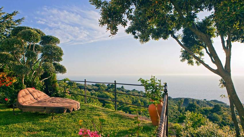 Cala del Rio B&B and Homes Anacapri