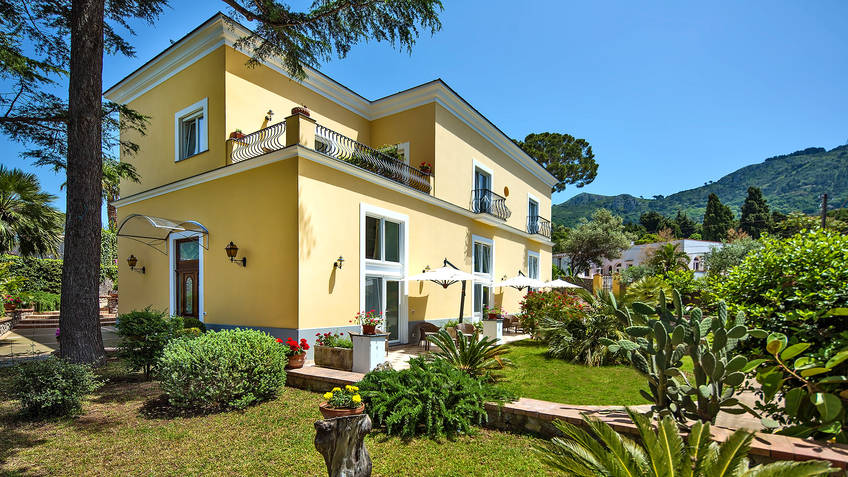Casa Ceselle B&B and Homes Anacapri