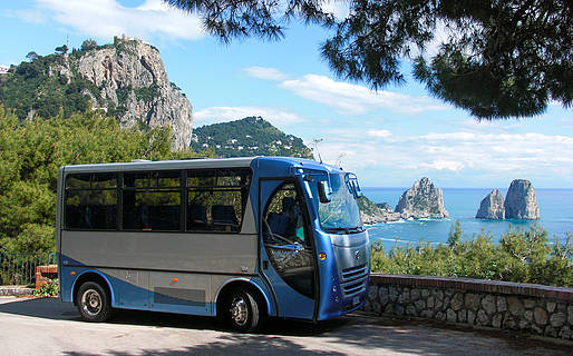 Staiano Tour Capri - Capri and Anacapri tour + the Blue Grotto + Faro