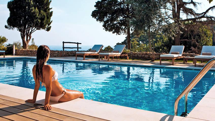 Hotel La Minerva Small Boutique Hotels Capri