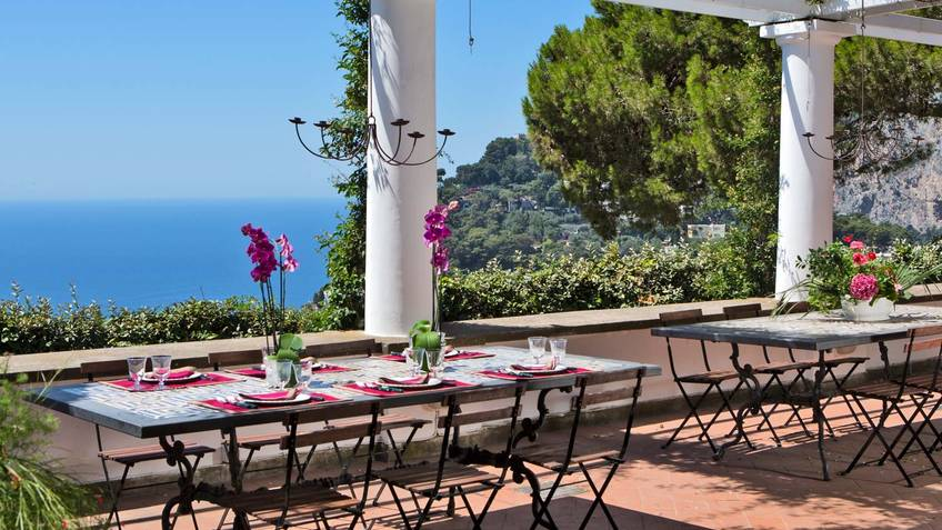 Villa paradiso capri: 3 motivi per venire qui capri booking.