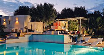 Tenuta Centoporte Giurdignano Ugento hotels