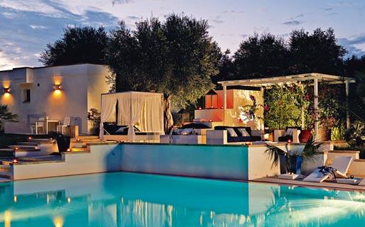 Tenuta Centoporte Hotel 4 Stelle Giurdignano