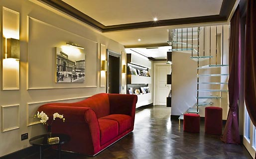 Be ONE Art and Luxury Home Firenze Hotel