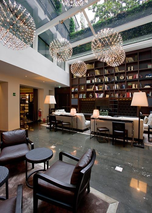 La Scala Hotel Milan