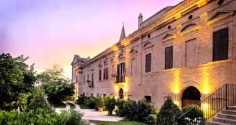 Castello di Semivicoli San Martino Sulla Marrucina  Chieti hotels