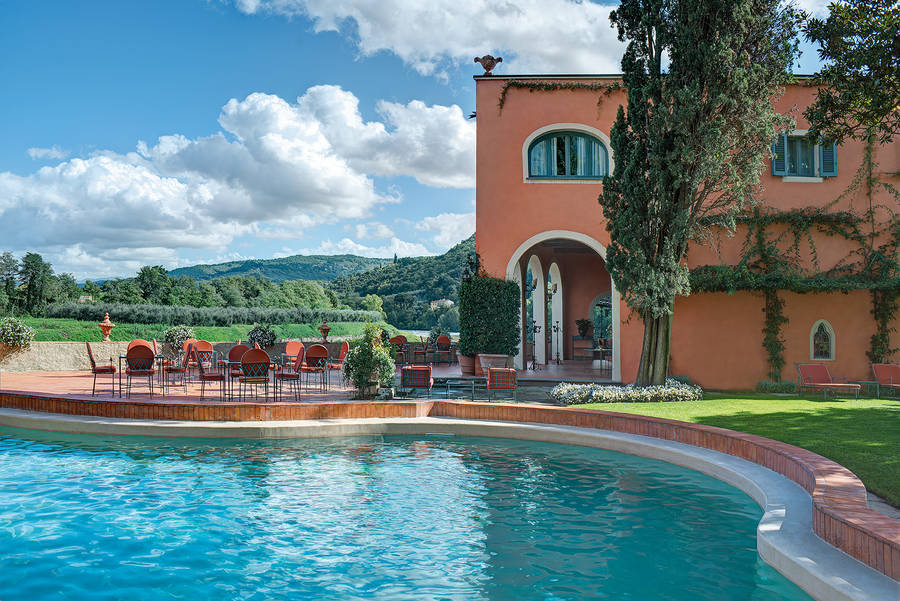 Star Hotels In Florence With Swimming Pool
