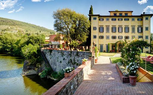 Villa La Massa Hotel 5 stelle Firenze
