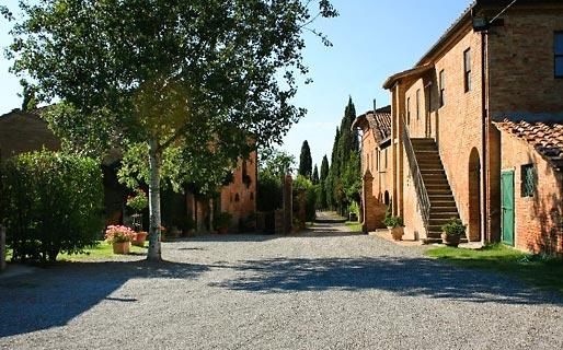 Fattoria Armena Countryside Residences Buonconvento