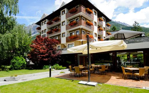 Rezia Hotel Bormio 4 Star Hotels Bormio