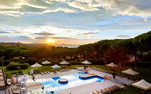 Golf Hotel Punta Ala 4 Star Hotels Punta Ala