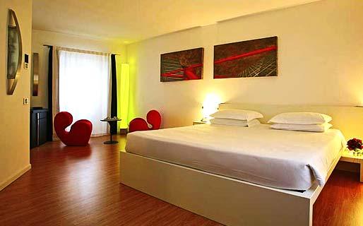 Urban Hotel Design Hotel 4 Stelle Trieste