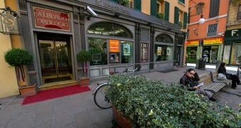 Bologna hotels boutique hotels and luxury resorts for Boutique bologna