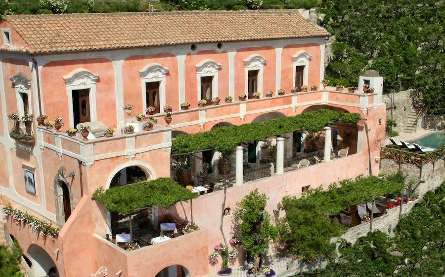 Villa san giacomo positano and 61 handpicked hotels in for Conca verde piscine