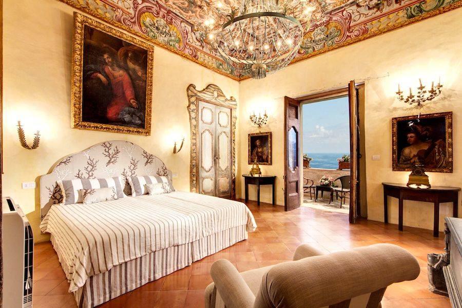 ... Villa San Giacomo Positano ...