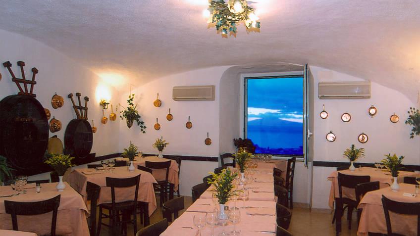 Buca di Bacco Restaurantes Capri