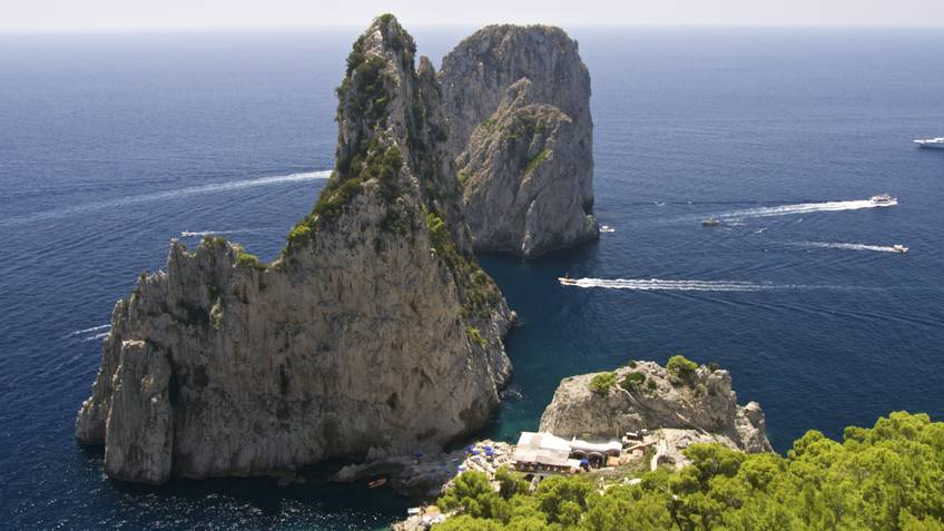 Capri Guide Guided tours Anacapri