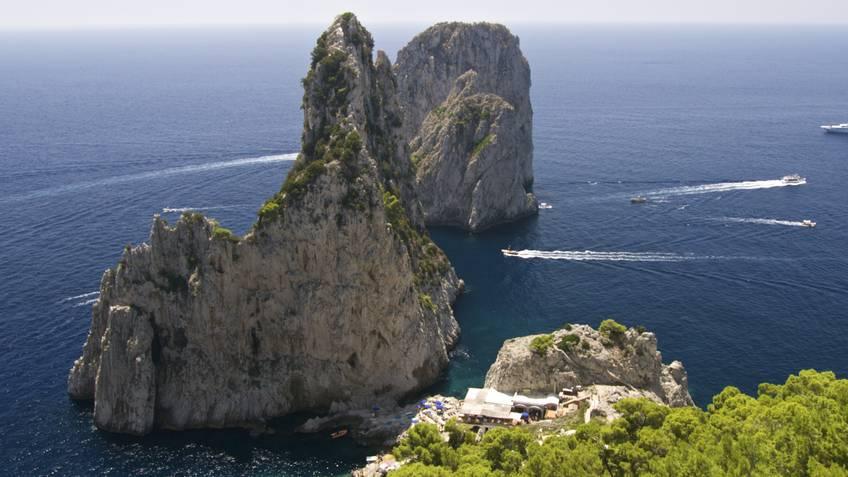 Capri Guide Guia Turístico Anacapri