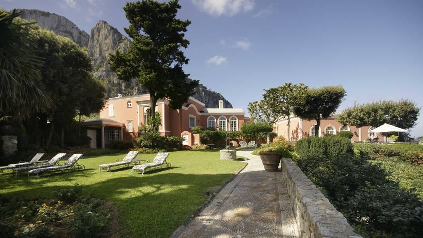 Villa Camelia Luxury Villas Capri