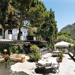 Villa Faraglioni Capri