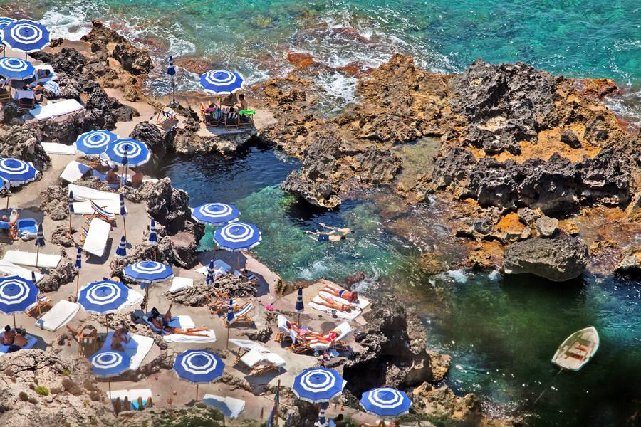 Restaurant La Fontelina On Capri Info And Photos Fish