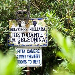 Da Gelsomina Anacapri
