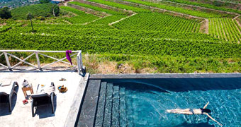 Wine Resort Villagrande Milo Giardini Naxos hotels