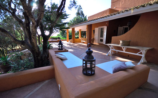 Dimora dell'Olivastro B&B and Homes Favignana
