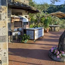 Villa Carolina Sorrento