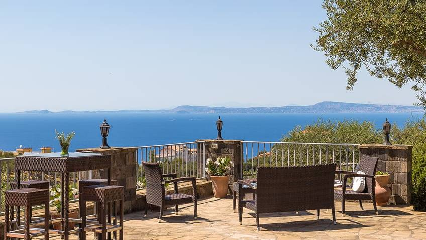 Villa Carolina B&B - Casas Sorrento