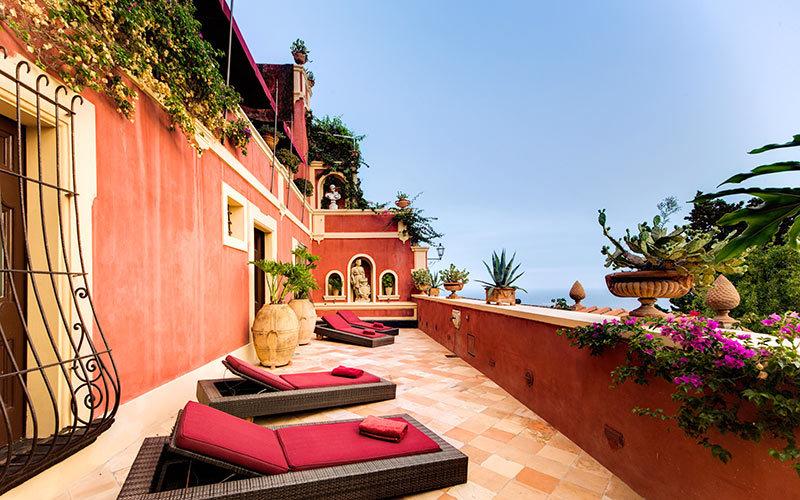 Palazzo Santa Croce Positano Luxury Villas On The
