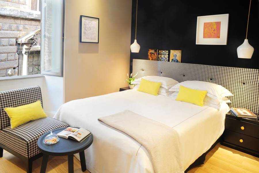 Nerva boutique hotel roma and 38 handpicked hotels in for Best boutique hotels rome