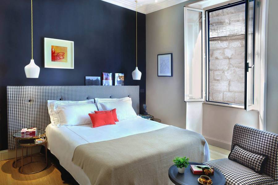 Nerva boutique hotel roma and 38 handpicked hotels in for Design hotel rom