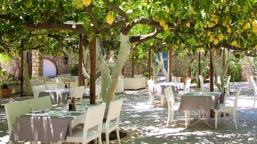 La Limonaia Restaurantes Capri