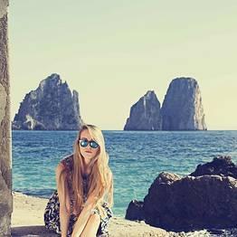 Manè Capri Occhiali da sole Capri Capri