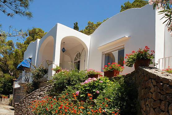 Map of Capri Download Free