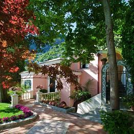 Villa Treville Positano