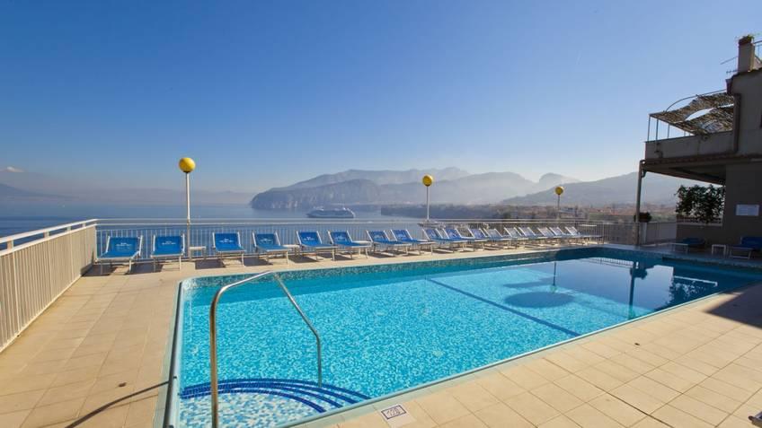 Hotel Settimo Cielo 3 Star Hotels Sorrento