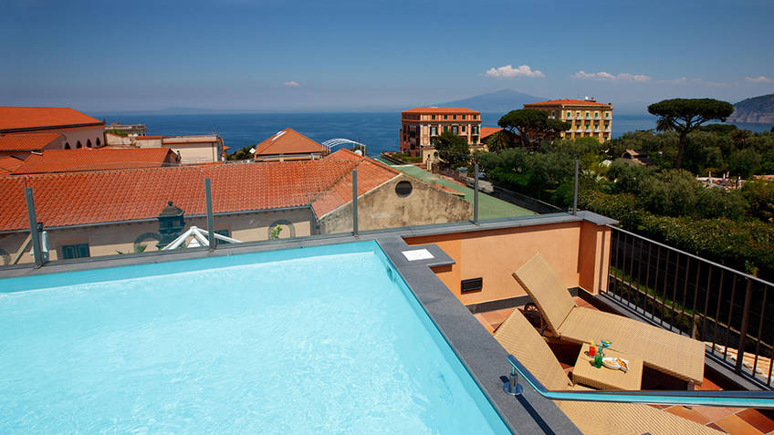 Palazzo Guardati 4 Star Hotels Sorrento