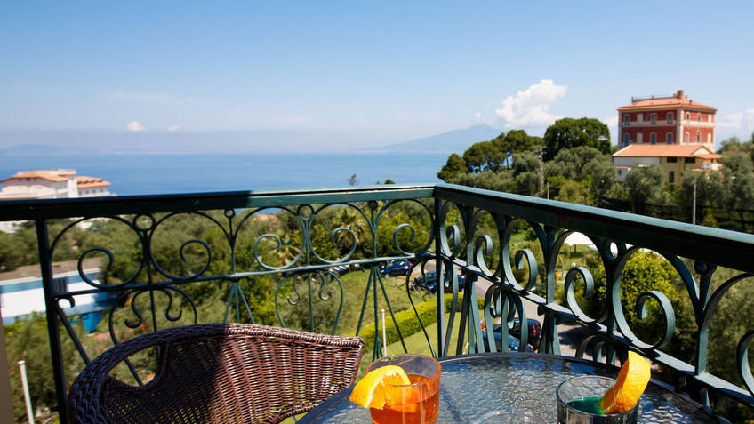 Johanna Park 4 Star Hotels Sorrento