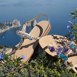 Capri Pride Sandals Capri