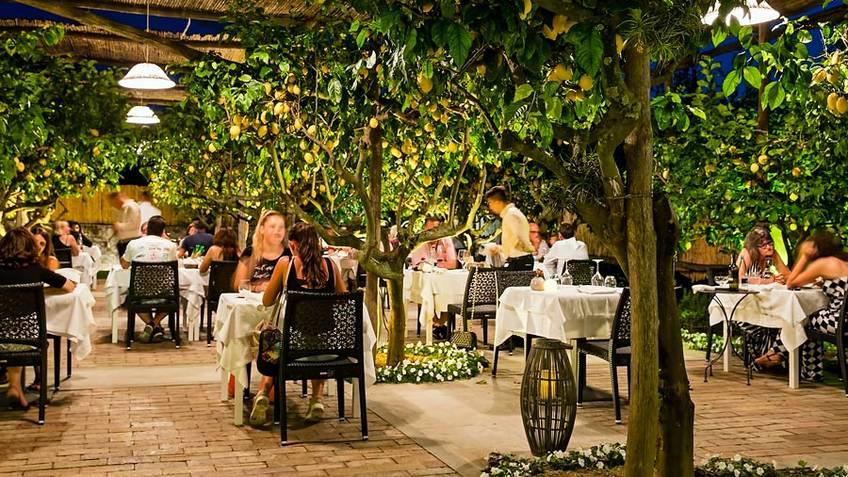 La Zagara Restaurants Anacapri