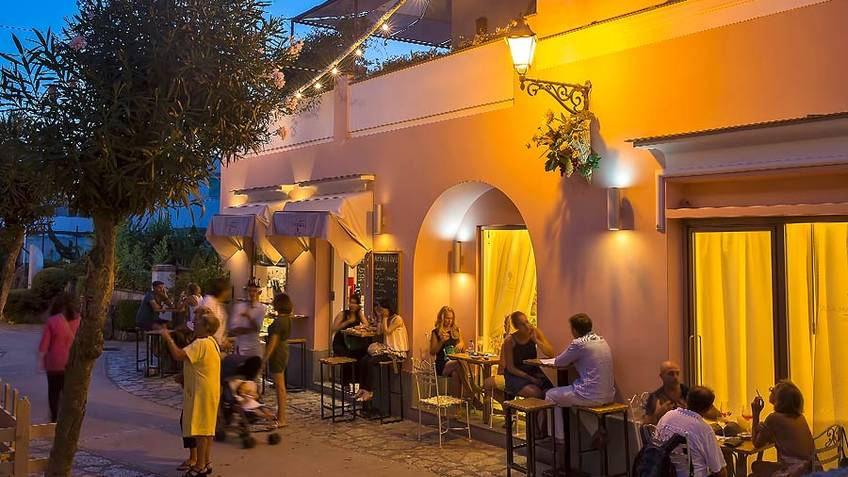 La Zagara Wine Bar Nightlife Anacapri