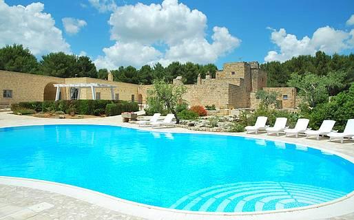 Masseria Relais Santa Teresa 4 Star Hotels Sannicola
