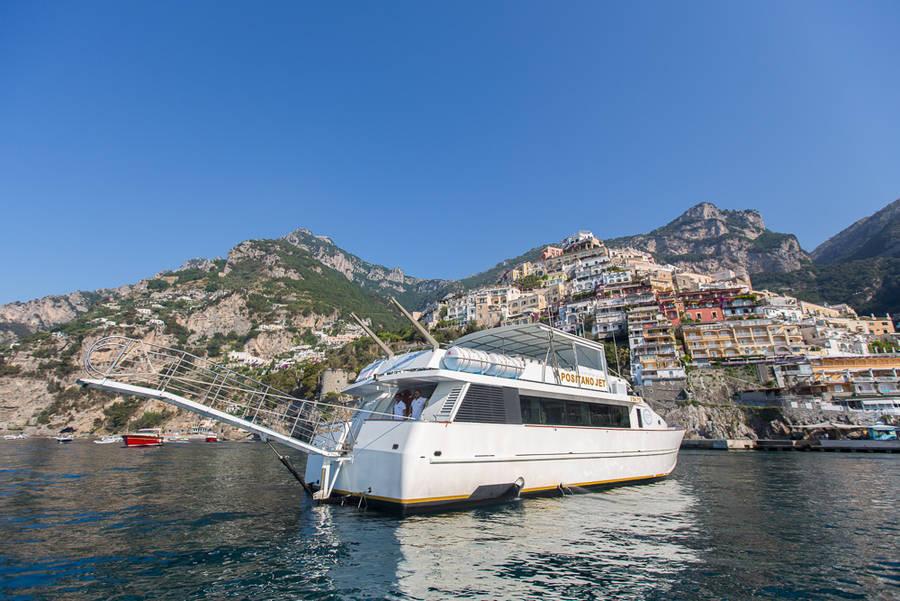 Positano Jet - Positano, Amalfi, Capri: a beautiful route