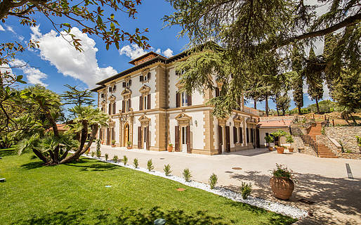 Villa Mussio Ville di Lusso Campiglia Marittima