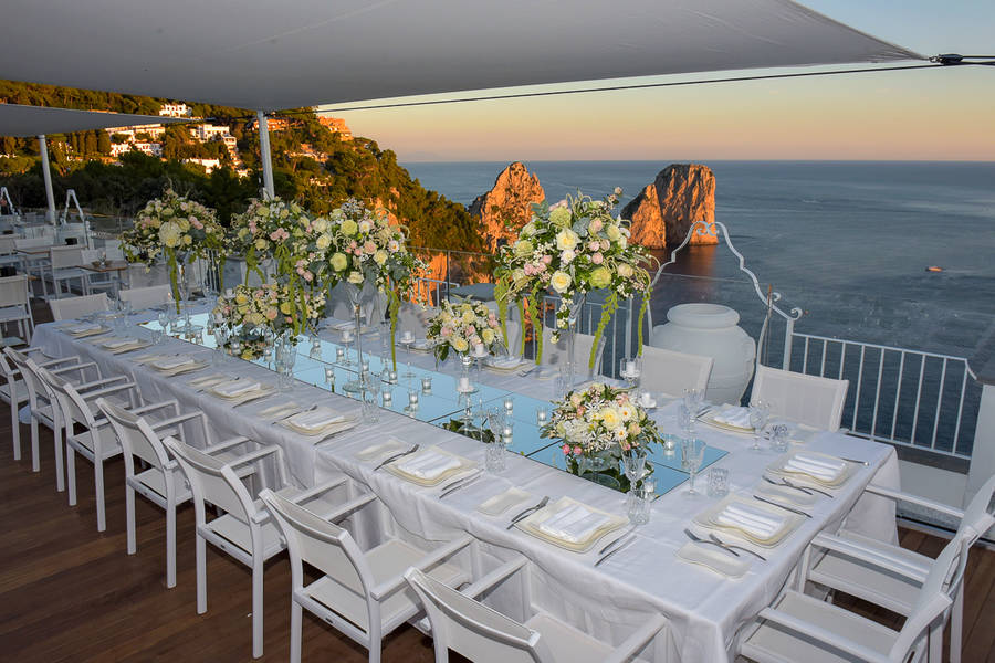 Capri Rooftop On Capri A Rooftop Terrace Lounge And Bar In