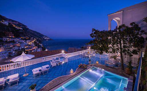Villa Mon Repos Positano Hotel