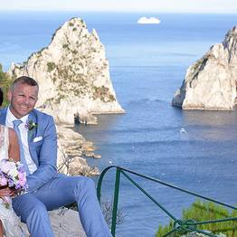Capri Wedding Capri